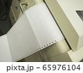 点字を印刷する点字プリンター 65976104