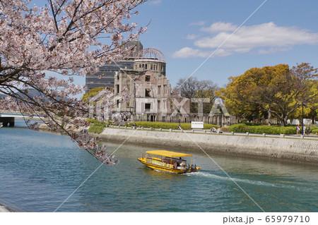 春の平和公園 65979710