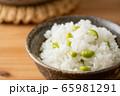 枝豆ご飯 65981291