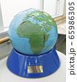 視覚障害者のための点字付き地球儀 65986305