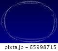 天の川フレーム(楕円) 65998715