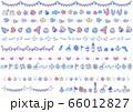 夏の海のイラスト2 66012827