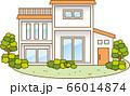 一戸建ての家 66014874