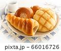 菓子パン あんパン チョココロネ メロンパン 軽食 66016726