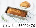 バナナパウンドケーキ 66020476