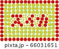 スイカ柄/The pattern of watermelon 66031651