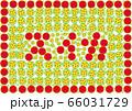 スイカ柄/The pattern of watermelon 66031729