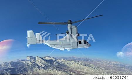 ヘリコプター 66031744