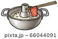 しゃぶしゃぶ(たれ、具材なし) 66044091