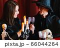 ハロウィン ホームパーティー デート 66044264