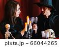 ハロウィン ホームパーティー デート 66044265