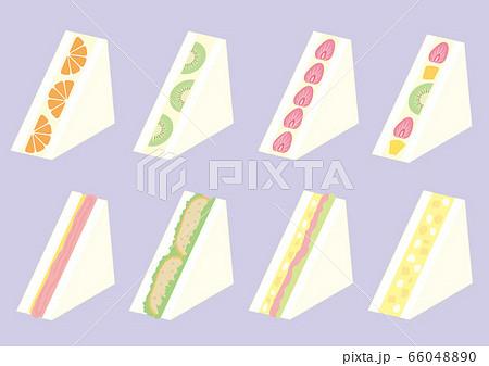 サンドイッチ色々 66048890