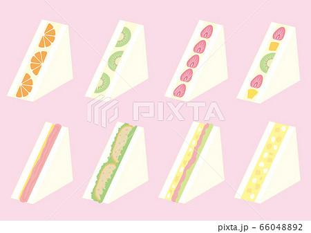 サンドイッチ色々 66048892