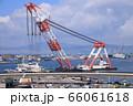 函館湾の巨大クレーン<2020.6.2> 66061618