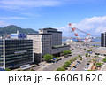 函館湾の巨大クレーン<2020.6.2> 66061620