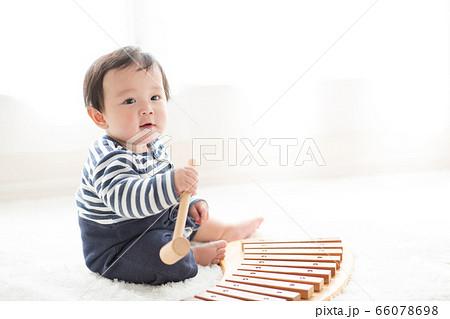 赤ちゃんと部屋 66078698
