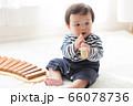 赤ちゃんと部屋 66078736
