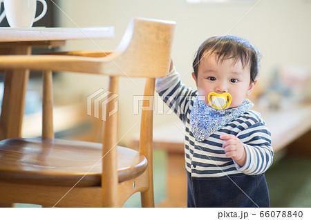 赤ちゃんと部屋 つかまり立ち 66078840