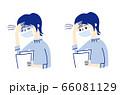 頭痛 マスク着用 66081129