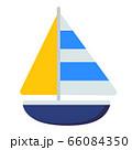 ヨットのイラスト 66084350
