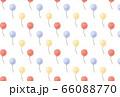 3色の風船の壁紙 66088770