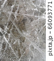 Photo of ice with scratches from the skates 66093771