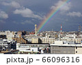 都会の空の虹 神奈川県横浜市鶴見区 66096316