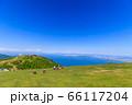 琵琶湖バレイより琵琶湖展望 66117204