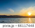 琵琶湖大橋夕景 66117448