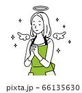 天使の女性 66135630
