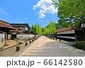 【島根県】新緑の津和野 殿町通り 66142580