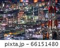《岡山県》水島コンビナート・工場夜景《鷲羽山スカイラインより》 66151480