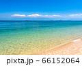 《愛媛県》美しい瀬戸内海・しまなみ海道大島のビーチ 66152064