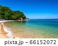 《愛媛県》美しい瀬戸内海・しまなみ海道大島のビーチ 66152072