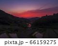 日本棚田百選「大垪和西の棚田」 66159275
