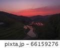日本棚田百選「大垪和西の棚田」 66159276