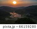 日本棚田百選「大垪和西の棚田」 66159280