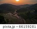 日本棚田百選「大垪和西の棚田」 66159281