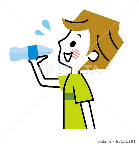 男性 水分補給 経口補水液 66161381