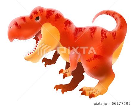 ティラノサウルス 66177593