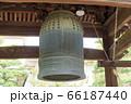 堀之内妙法寺の梵鐘(東京都杉並区) 66187440