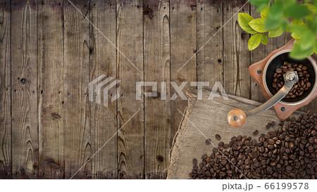 コーヒーのイメージ素材 66199578