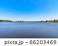 晴天の池 66203469