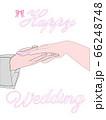 指輪の交換 66248748