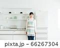 主婦ポートレート[キッチン] 66267304
