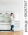 主婦ポートレート[キッチン] 66267307