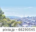 明石海峡大橋の見える風景 【青山台北公園】 66290545