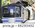 田浦駅出発のJR横須賀線E217系【田浦トンネル】 66293402