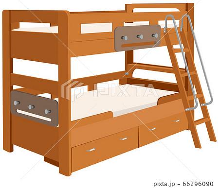 二段ベッド 66296090