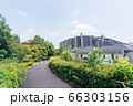 東京都 栃谷戸東緑地 緑の中の住宅街 66303156